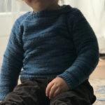 Flax Light Pullover stricken