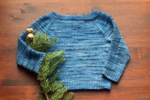 Flax Light sweater
